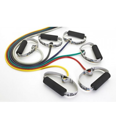 Thera-Band Tubing con Asas
