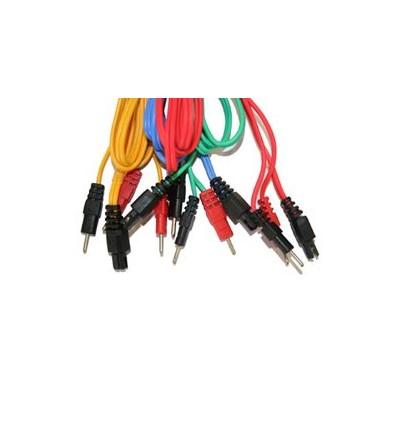 Cables Compex no SNAP...